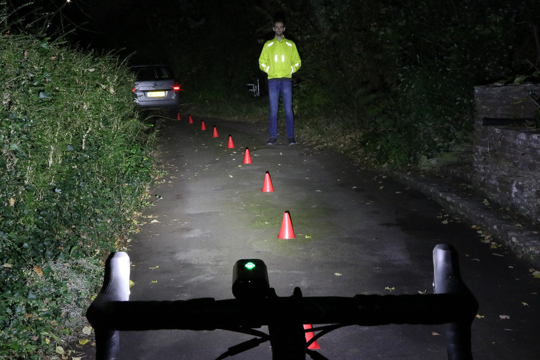 Lezyne Hecto Drive 500XL Bike Headlight Polish