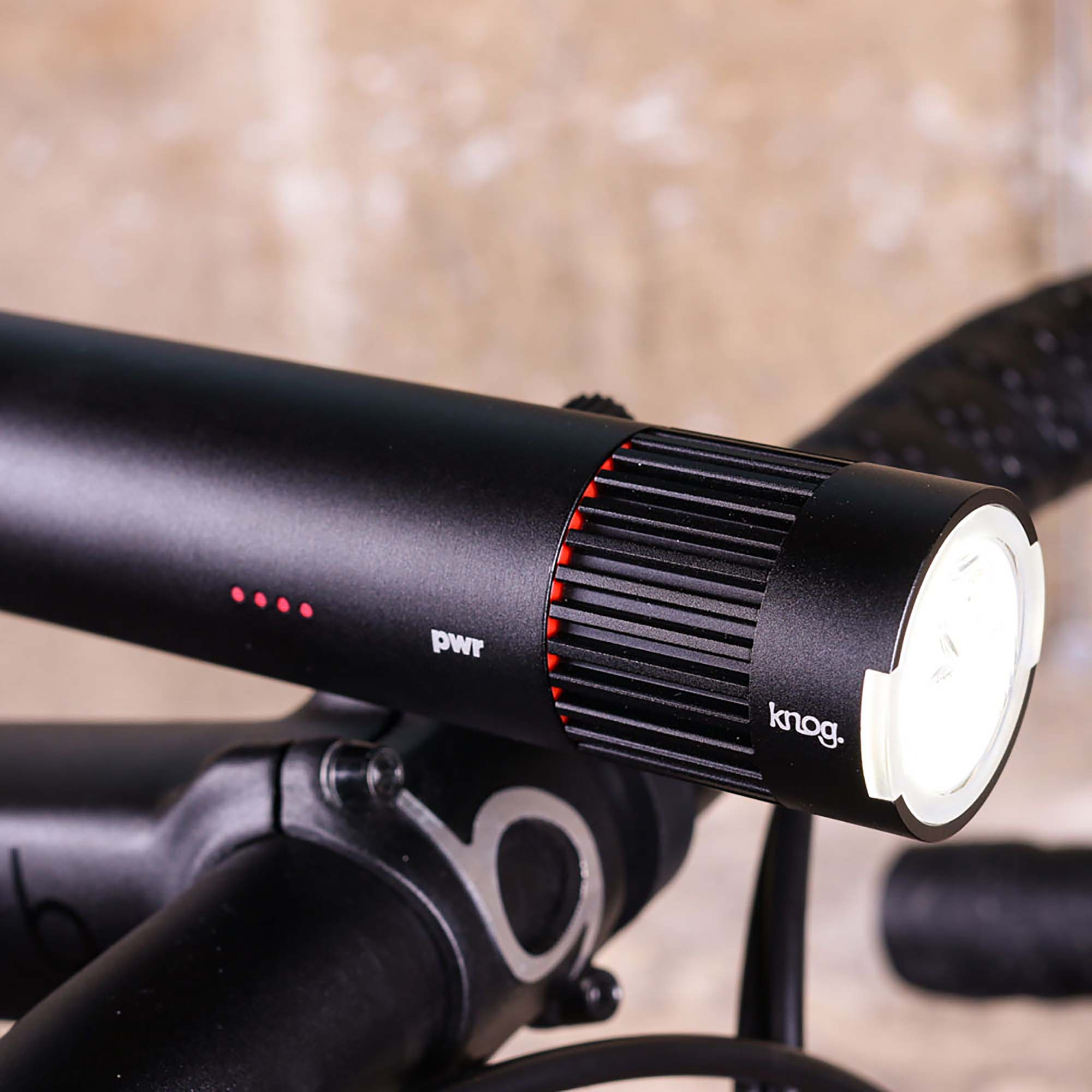 Knog PWR lights and portable charger review